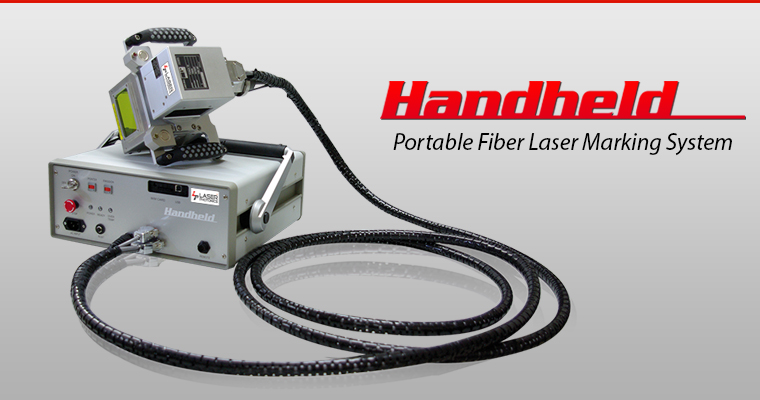 MarkStarPro is the first handheld 3D fiber laser marking system designed for rugged portability for oversized and remote marking applications